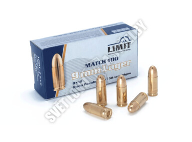 Limit 9mm Luger