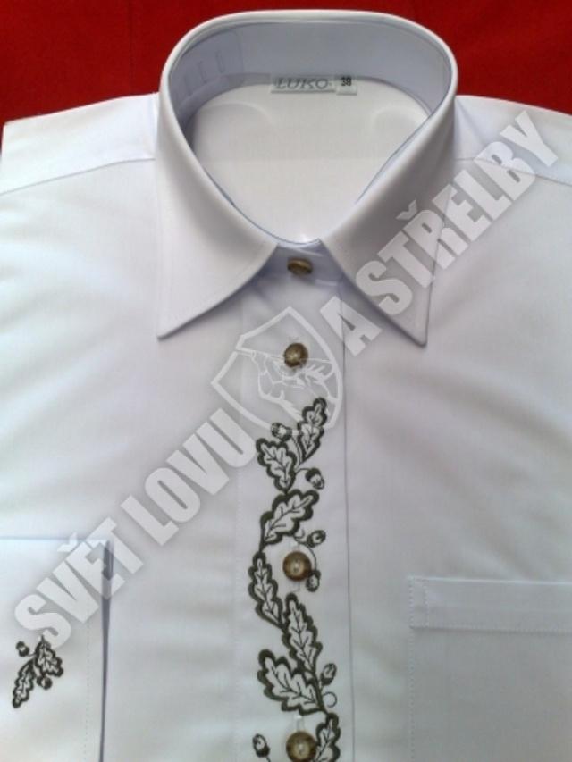 Luko pánská košile č.072242 - dl. rukáv  56a2a4e07c