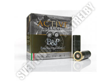 Baschieri & Pellagri 12/65 Active Slug