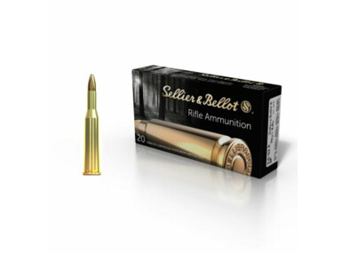 Sellier & Bellot 5,6 x 52 R, SP