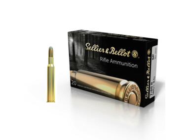 Sellier & Bellot 7 x 65 R, SP