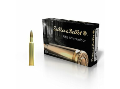 Sellier & Bellot 7 x 65 R, SPCE