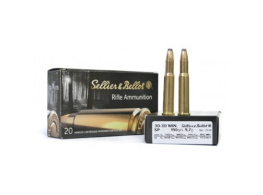 Sellier & Bellot 30-30 Winchester, SP