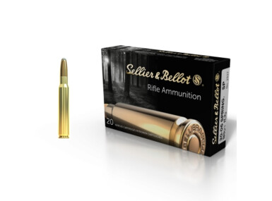 Sellier & Bellot 30-06 Springfield, SP
