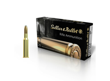 Sellier & Bellot 7,62 x 54 R, SP