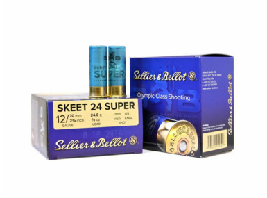 Sellier & Bellot Skeet 24 Super
